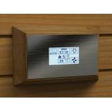 Прямоугольная рамка для сенсорного пульта Sawo INN-IH21-D