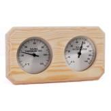 Термогигрометр для сауны Sawo 221-THED со стеклом
