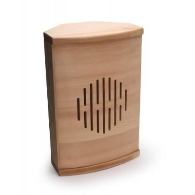 Колонка акустическая для бани и сауны SAWO 970-D жаро- и влагопрочная, с высокочастотным излучателем