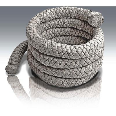 Шнур базальтовый теплоизоляционный самоклеящейся 10 мм (2м в уп)