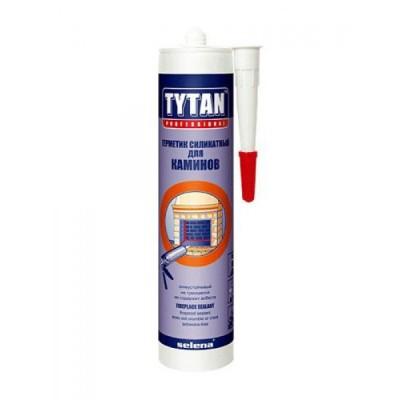 Герметик Tytan термостойкий 1250°С черный 310мл.