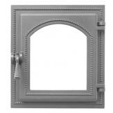 Дверка каминная 270 Везувий не крашенная без стекла