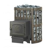 Везувий Легенда Ковка 12 (261) печь для бани чугунная