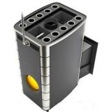Печь для бани TMF (Термофор) Гекла Inox БСЭ ЗК Иллюминатор антрацит НВ