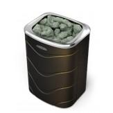 Печь для бани TMF Примавольта 6кВт черная бронза
