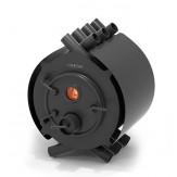 TMF Валериан 20 кВт антрацит печь отопительная