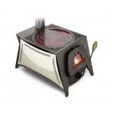 Термофор Селенга-1 стеклокерамика печь отопительная