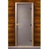 Дверь для саун DoorWood сатин 180*60