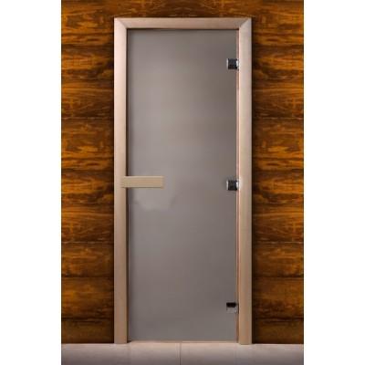Дверь для саун DoorWood сатин 210*80