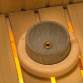 Деревянная подставка под чашу Harvia Hidden Heather  ZHH-221