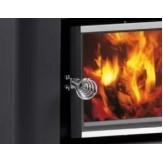Дверца для печи М1 чугунная без стекла Harvia WX010