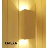 Светодиодный светильник  Tylo E90 0,8W ольха или КЕДР