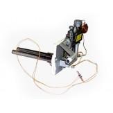 Газовая горелка для банной печи с автоматическим контролем Ермак УГ-САБК-ТБ-12-1, пьезорозжиг