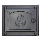 Каминное и печное литье 350 LK Дверца топочная глухая (250х210)