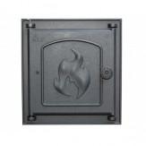 Каминное и печное литье 360 LK Дверца топочная глухая (250х280)