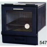 Каминное и печное литье 547 SVT духовка со стеклом