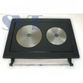 Каминное и печное литье 5А (311) SVT плита с керамическим стеклом