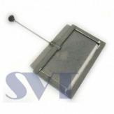 Каминное и печное литье 60S (204) задвижка дымохода