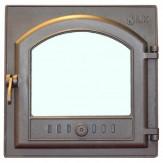 Дверца каминная герметичная со стеклом 305 LK (410х410)