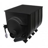 Везувий АОГТ 150 м3 отопительная печь с варочн поверхностью