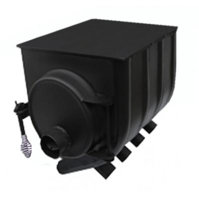 Везувий АОГТ 100 м3 (00) отопительная печь с варочн поверхностью