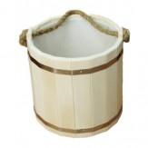 Ведро Емеля 10 л с пластиком (ВП-10)