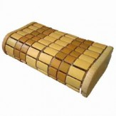 Подголовник для бани бамбук