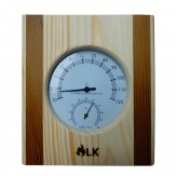 Термогигрометр для бани арт.112