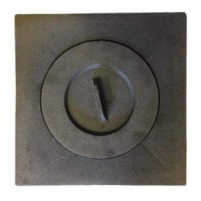Вьюшка В-2 (Р) печное литье