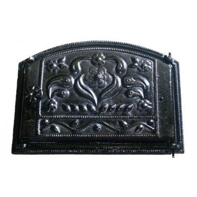 Дверка каминная ДТК (Б) печное литье