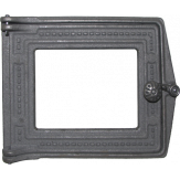 Дверка топочная ДТ-3С (Р), под стекло