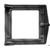 Дверка топочная ДТ-4С (Р), под стекло