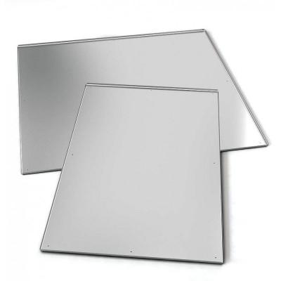 Экран защитный зеркальный 1000х1000 мм