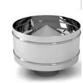 Дефлектор оцинкованный д 180*115 мм