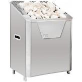 Электрическая печь для бани и сауны Лидия М 9 кВт, нержавеющая сталь