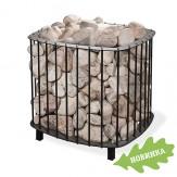 Электрическая печь для бани и сауны Премьера Руса 12кВт