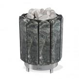 Электрическая печь для бани и сауны Премьера  в змеевике 9 кВт