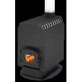 Отопительная печь Теплодар ТОП модель 300 (дверца чугун)