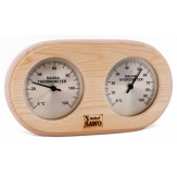Термогигрометр Sawo 222-THР из сосны