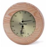 Термогигрометр Sawo 231-THР сосна