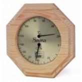 Термогигрометр Sawo 241-THР сосна