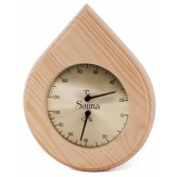 Термогигрометр Sawo 251-THР сосна
