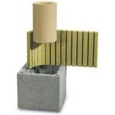 Основание дымохода 3 пм 90° для одноходового дымохода без в/к 180 мм