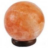 Лампа светильник Шар из гималайской соли