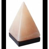 Лампа светильник Пирамида из гималайской соли