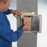 Комплект  прочистки с дверцей для дымохода Schiedel UNI 14