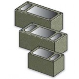 Вентиляционный канал Schiedel Vent большого сечения 2х26х26 + 10х26 CVENT 36-5