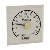 Гигрометр для бани и сауны Sawo 105-HBA