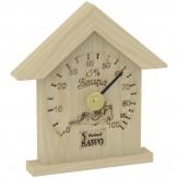 Гигрометр для бани и сауны Sawo 115-НP сосна