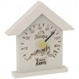 Гигрометр для бани и сауны Sawo 115-HA осина